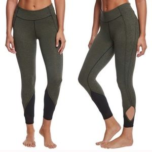 Free People FP Movement Ace Cutout Leggings Mesh